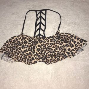 Victoria's Secret ruffle bathing suit